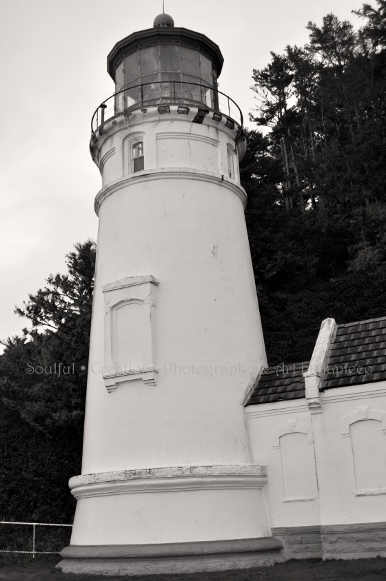 Oregon Light House