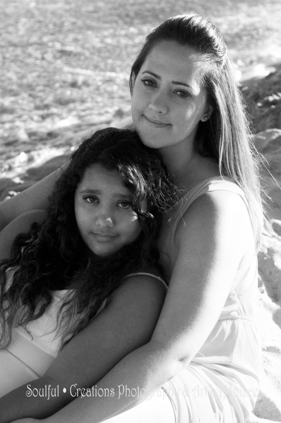 Kristen & Kiara Mother Daughter Portraits – Sunny Cove Santa Cruz, CA